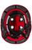 Bell Segment Junior hjelm Børn rød